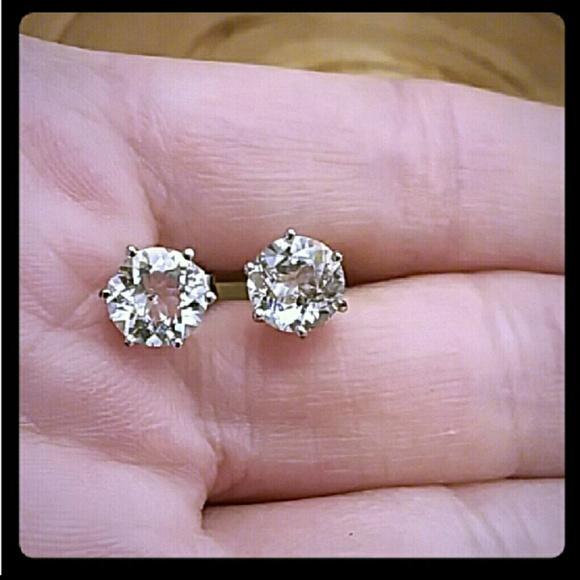 f6711a91a Jewelry | Herkimer Diamond Quartz Earrings | Poshmark